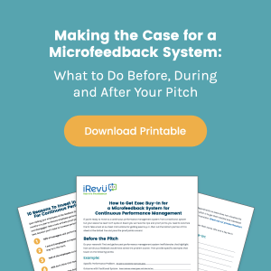 microfeedback system printable